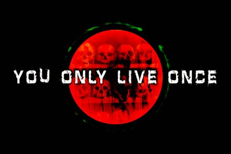 Text you only live only quote background quote wallpaper prints