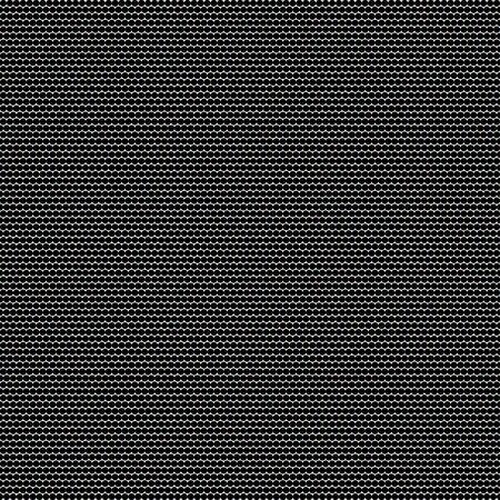 Dots illusion trippy designs high quality colorful 16 bit prints Stockfoto