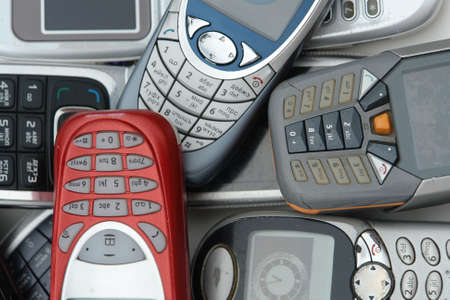 gsm: used old GSM Cell phones