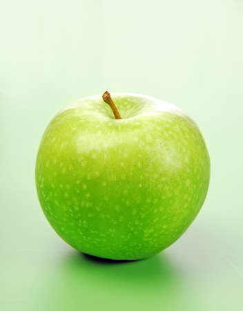 Fresh greem apple