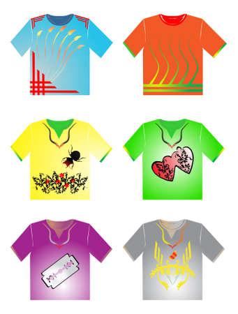 Grunge stylish t-shirt design illustration Vector