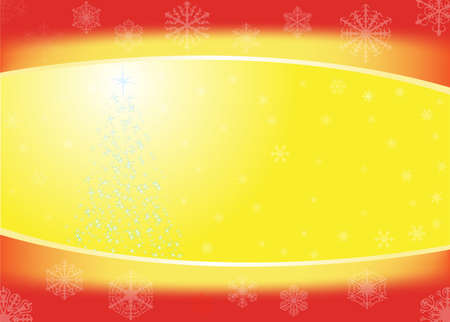Christmas background Stock Vector - 9428352