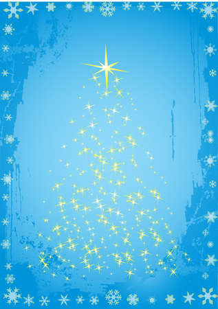 Christmas tree Stock Vector - 9428537