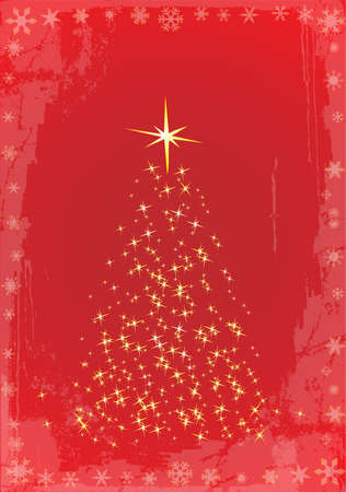 Christmas tree Stock Vector - 9428889
