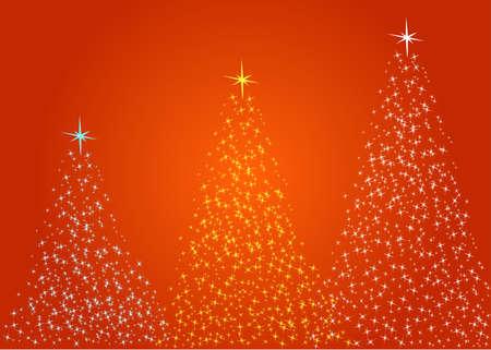 Christmas tree Stock Vector - 9428657