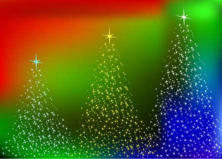Christmas tree Stock Vector - 9428129