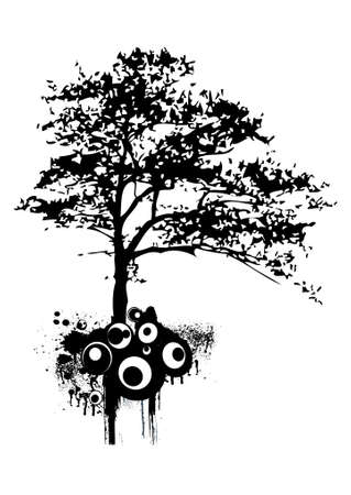 Tree Stock Vector - 9428998