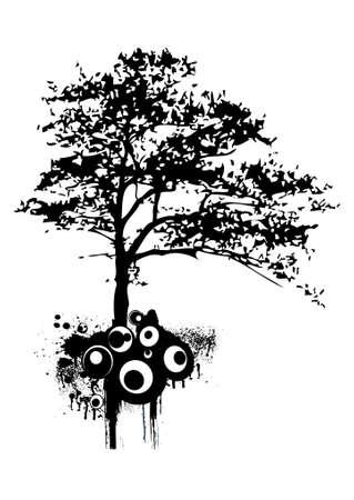 non    urban scene: Tree