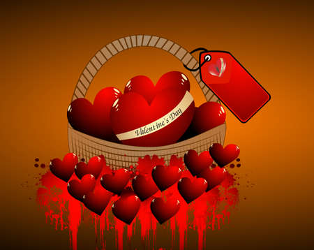 Valentine s Day design Vector