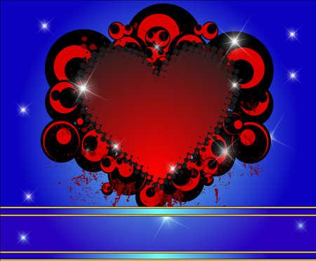 Valentine s Day design Vector