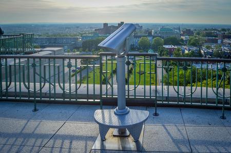 oratory: Visor binocular San Jos� Oratorio Montreal Canad�