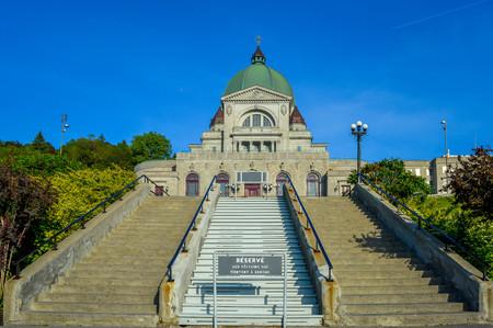 oratorio: St Joseph Oratorio Canada