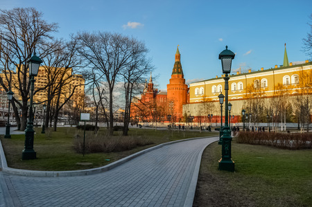chiming: Towers Moscow Kremlin
