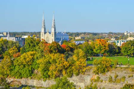 Notre Dame Basilica - Ottawa - Canada