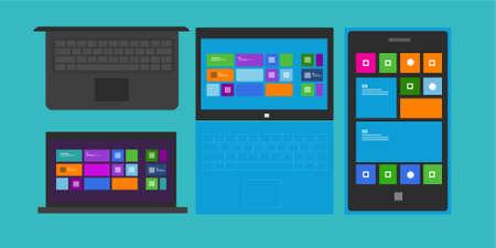 computing device: Set of computing device 2015