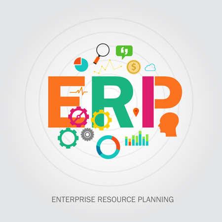 ERP 기업 reource 계획 소프트웨어 응용 시스템