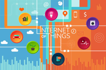 coisa: Internet das coisas coisa dispositivo interligado e objeto iot