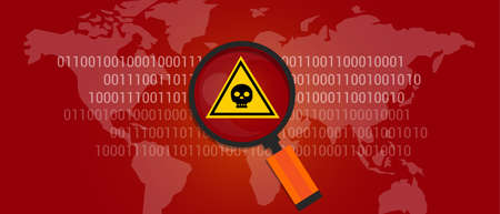 harm: internet data virus malware scan find harm