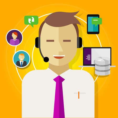 relationship management: call center crm customer relationship management icon