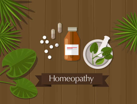 homeopathy natural herbal medicine alternative therapy medication health