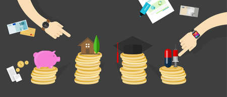 financieel geld budget personal familie financiën