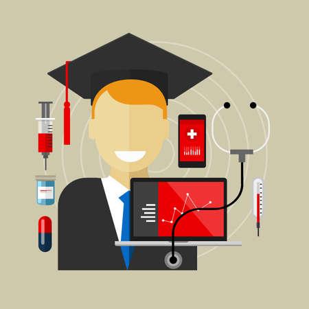 educacion universitaria: farmacia de salud m�dica clase de educaci�n universitaria de posgrado