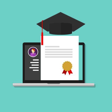 licenciatura: certificado de postgrado portátil escuela universitaria de educación de grado en línea
