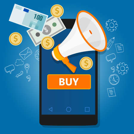 phone money: mobile payment click to buy online transaction phone money commerce