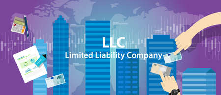 incorporate: Acronym LLC as limited liability company concept