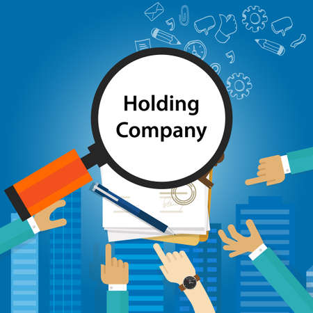 incorporate: Holding Company Types of business corporation organization entity