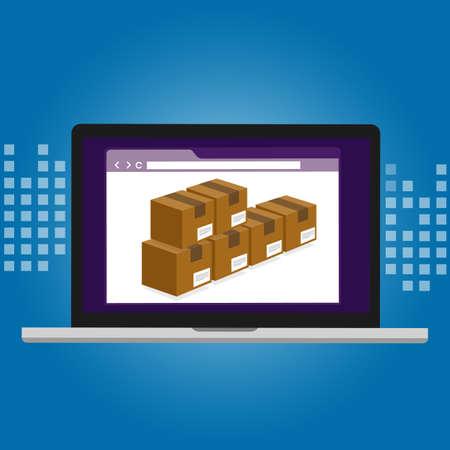 inventario: cuadro de gestión de inventario de gestión de la logística sistema de almacén dentro de los programas informáticos