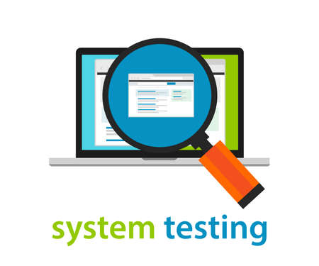 fallacy: system testing software quality assurance approval process coding programming application review
