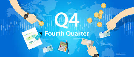 Q4 fourth quarter business report target corporate financial result