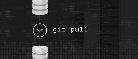 Git のプル要求コーディングのサーバーおよびデータベースのプログラミング