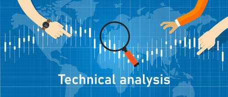 technical analysis investment stock trading based on chart graph