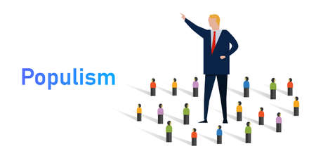 populism political approach appeal to ordinary people who feel that their concerns are disregarded by established elite groups