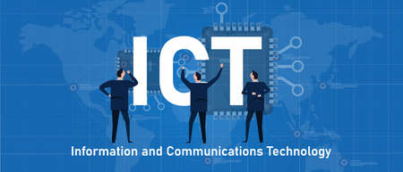 ICT Information and Communications Technology telecommunication company business