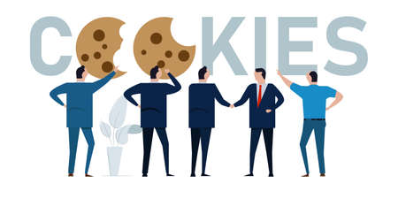 cookies website privacy policy data people looking together