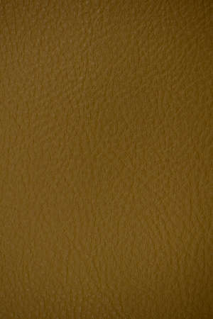 Brown used leather abstract texture, macro shot