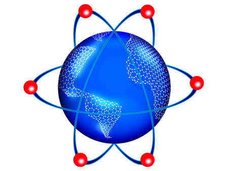 grafit: Graphene World Space pattern texture Carbone Graphite