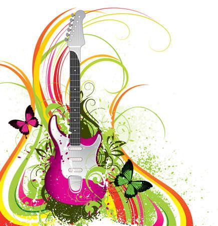 gitara: Musical składu z gitary