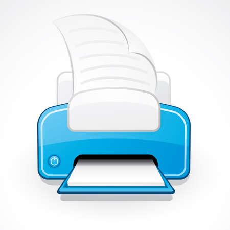 candid: Printer