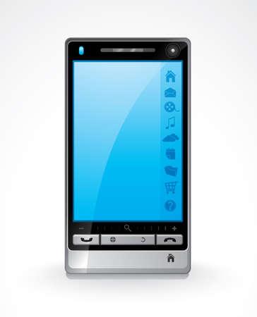 Phone Stock Vector - 6536661