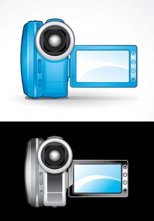 Video camera Stock Vector - 6536662