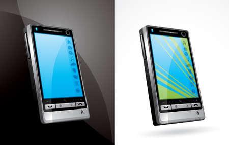 Smart phone Stock Vector - 6570257
