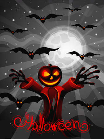 Halloween Stock Vector - 7863092