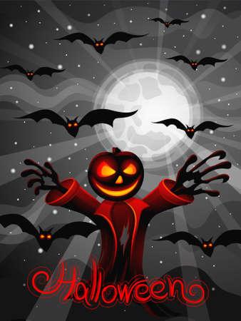 halloween bats: Halloween Illustration
