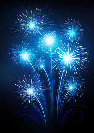 fireworks show: Fireworks