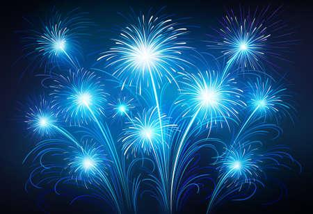 works: Fireworks