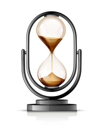 Hourglass Stock Vector - 8978058